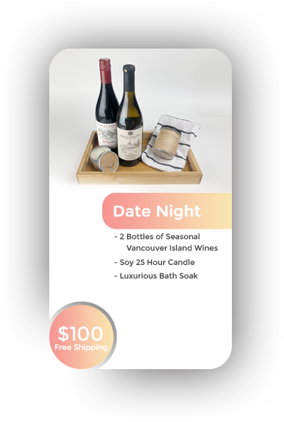 Date Night + Free Shipping in BC