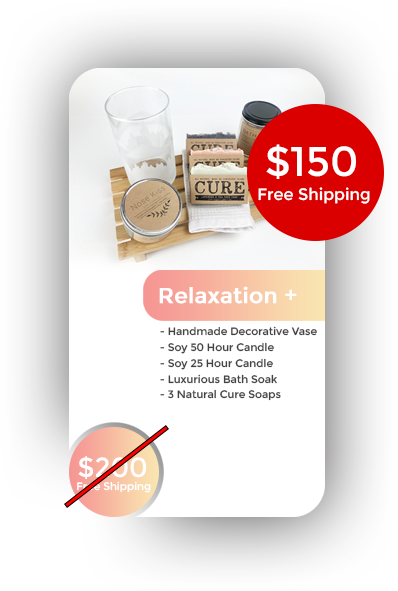 Relaxation Plus + Free Shipping in BC