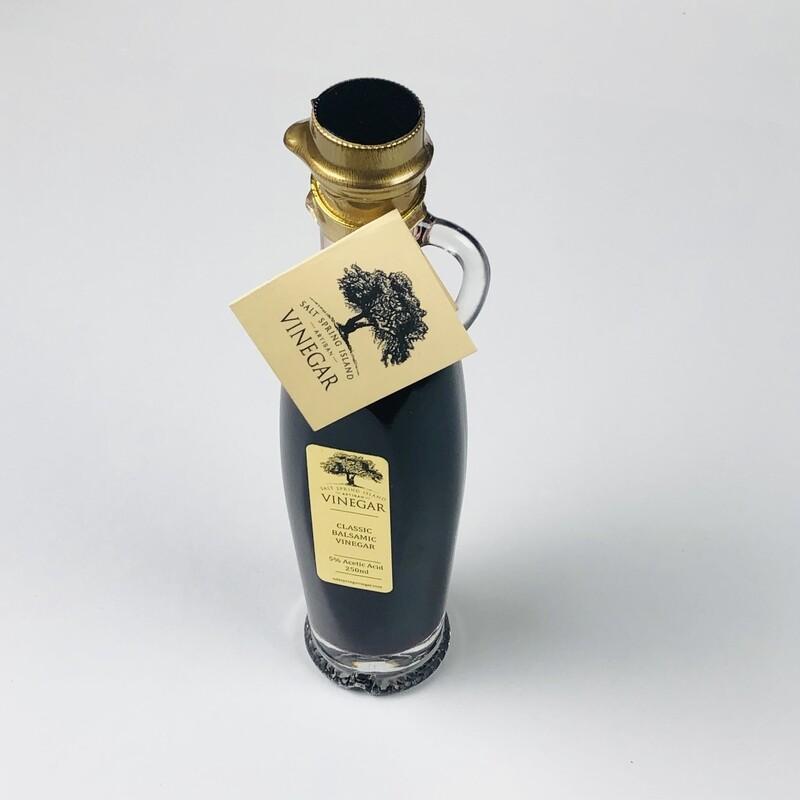 Salt Spring Island Classic Balsamic Artisan Vinegar (250ml)