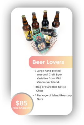 Beer Lovers + Free Shipping in BC