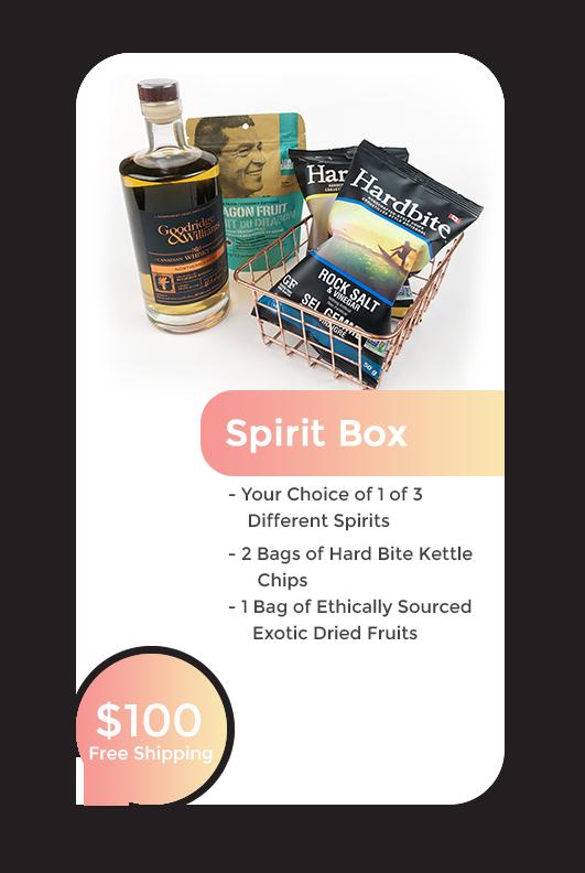 Spirit Box + Free Shipping in BC