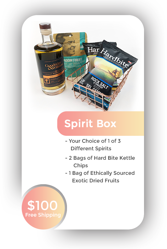 Spirit Box + Free Shipping in BC