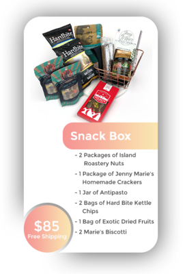 Snack Box + Free Shipping in BC
