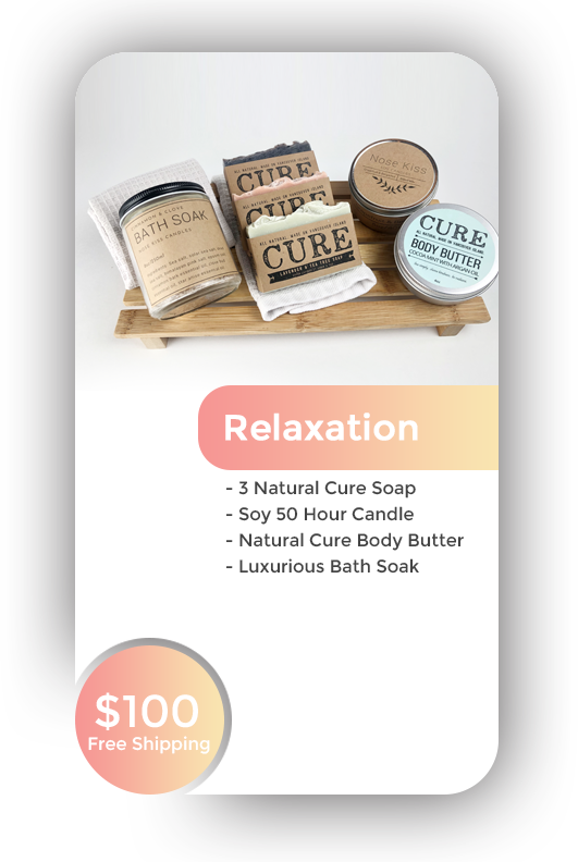 Relaxation + Free Shipping in BC