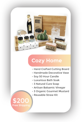 Cozy Home + Free Shipping in BC