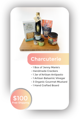 Charcuterie Box + Free Shipping in BC