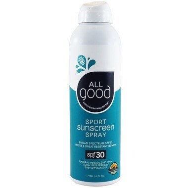 All Good | Sport Sunscreen | Spray | SPF 30