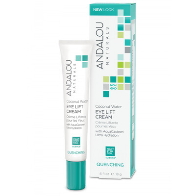 Andalou Naturals | Eye Cream | Coconut Water