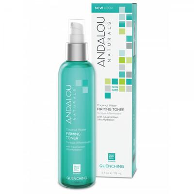 Andalou Naturals   Facial Toner   Coconut Water   Firming