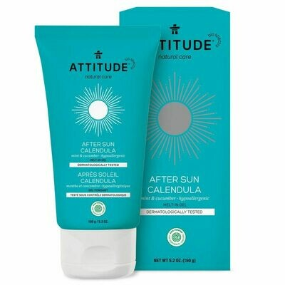 Attitude | After Sun | Mint & Cucumber
