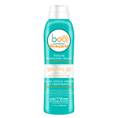 Boo Bamboo | Sunscreen | Spray | SPF 30