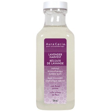 Aura Cacia | Bubble Bath | Lavender Harvest