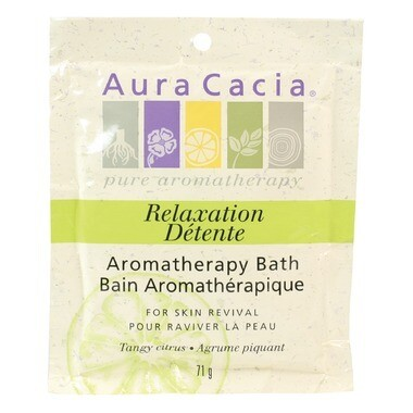Aura Cacia | Aroma Bath | Relaxation