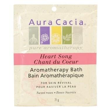 Aura Cacia | Aroma Bath | Heart Song