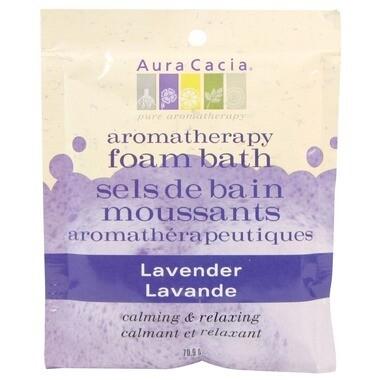 Aura Cacia | Foaming Bath | Lavender