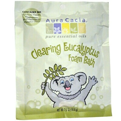 Aura Cacia | Foaming Bath | Clearing
