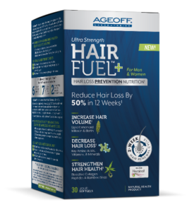 AgeOff | Hair Fuel+ Ultra Strength