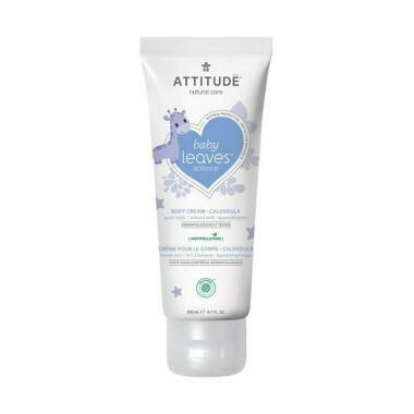 Attitude | Little Ones | Face & Body Cream | Nighttime Calendula