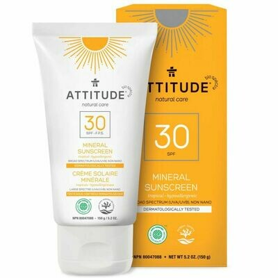 Attitude | Sunscreen | Lotion | Tropical | SPF 30