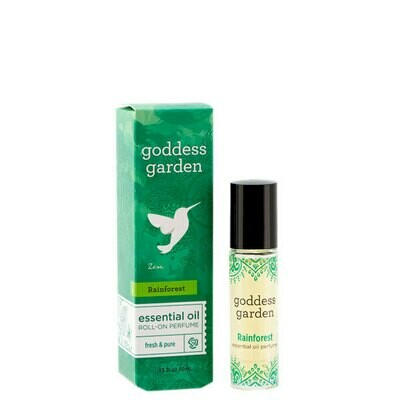 Goddess Garden | Perfume | Roll On | Rainforest