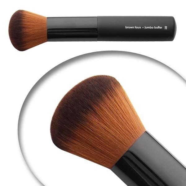LUVU Beauty   Cosmetic Brush   Jumbo Buffer