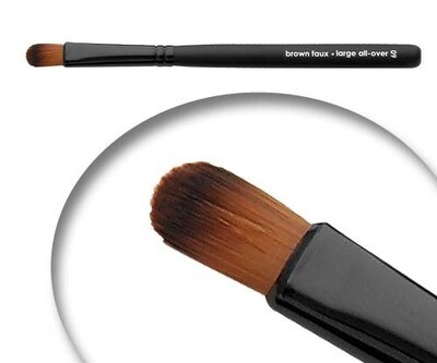 LUVU Beauty | Cosmetic Brush | Large All Over/Concealer