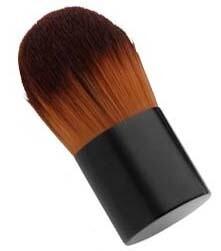 LUVU Beauty   Cosmetic Brush   Large Kabuki