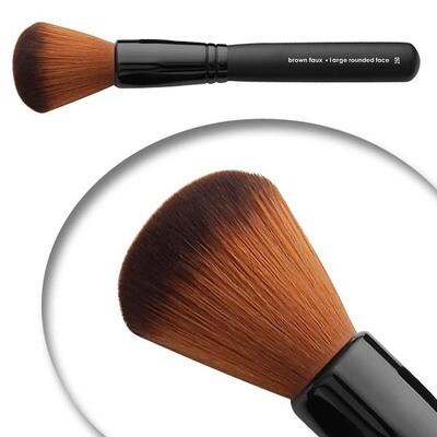 LUVU Beauty | Cosmetic Brush | Large Rounded