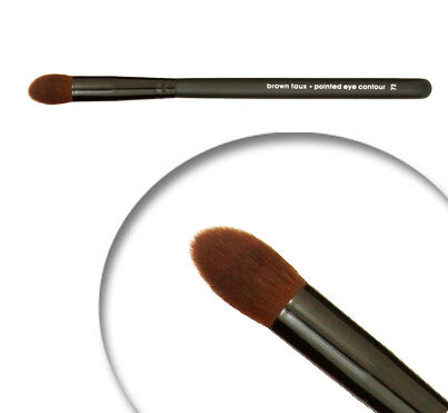 LUVU Beauty   Cosmetic Brush   Pointed Eye Contour