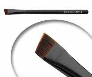 LUVU Beauty   Cosmetic Brush   Slant