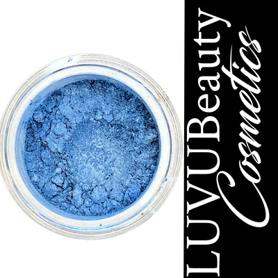 LUVU Beauty | Eyeshadow | Blue Ice