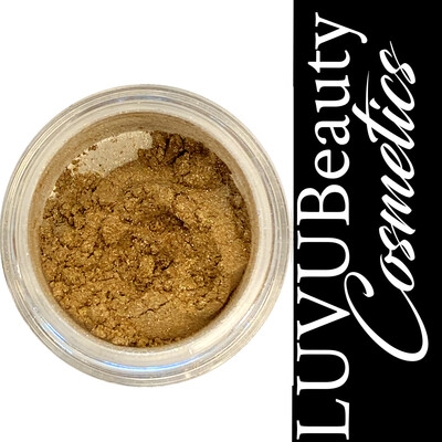 LUVU Beauty | Eyeshadow | Gold Dust
