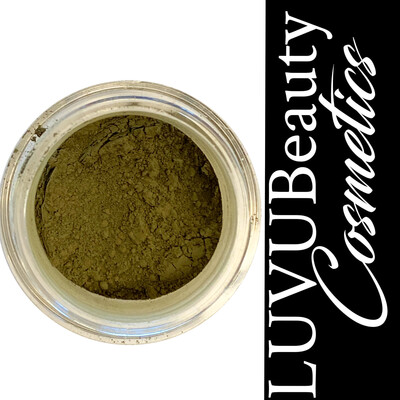 LUVU Beauty | Eyeshadow | Khaki
