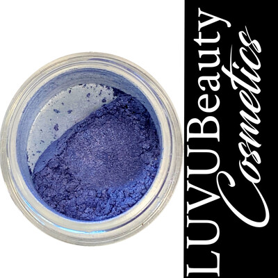 LUVU Beauty | Eyeshadow | Moody Blue