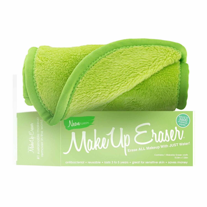 The Original MakeUp Eraser   Makeup Cloth   Neon Green