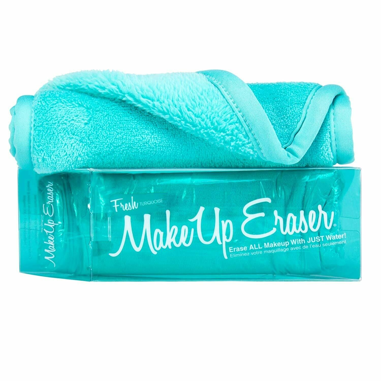 The Original MakeUp Eraser   Makeup Cloth   Fresh Turquoise