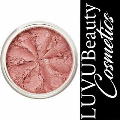 LUVU Beauty | Mineral Blush | Blaze