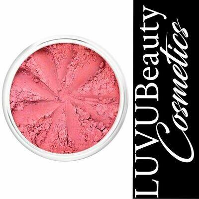 LUVU Beauty | Mineral Blush | Roxy