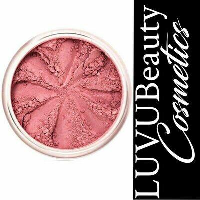 LUVU Beauty | Mineral Blush | Spice
