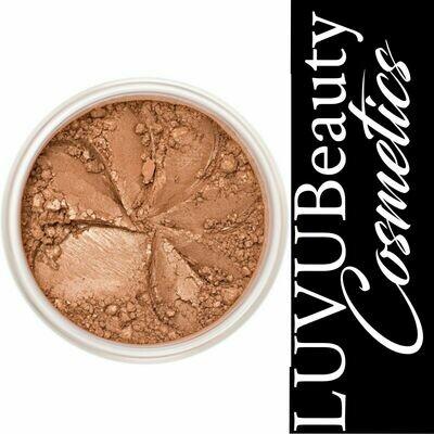 LUVU Beauty   Mineral Bronzer   Bronze Quartz