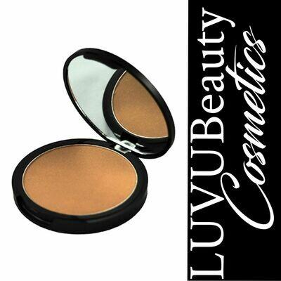 LUVU Beauty   Pressed Mineral Bronzer   Bora Bora