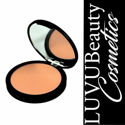 LUVU Beauty   Pressed Mineral Bronzer   Sunset
