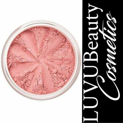 LUVU Beauty | Mineral Blush | Bold