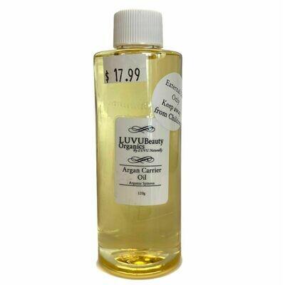 LUVU Beauty | DIY | Ingredient | Argan Carrier Oil