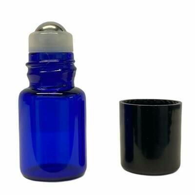 LUVU Beauty | DIY | Packaging | 2.5ml Glass Roller Bottle