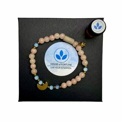 House Of Fortune | Single Aroma Bracelet | Sunstone