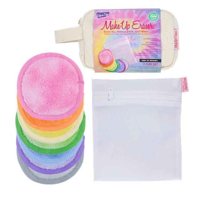 The Original MakeUp Eraser   7-Day Set