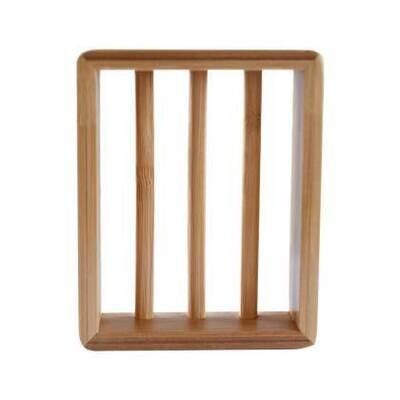 No Tox Life | Bamboo Dish Block Shelf