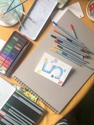 Bespoke/Custom Card