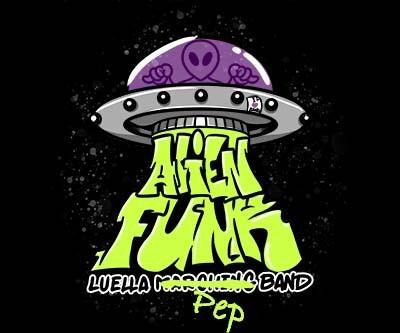 Alien Funk Marching Band Shirt